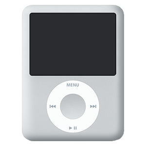 iPod nano (3ra generación)